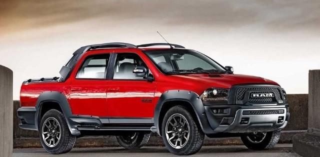 2021 Ram Dakota Mid-Size Truck