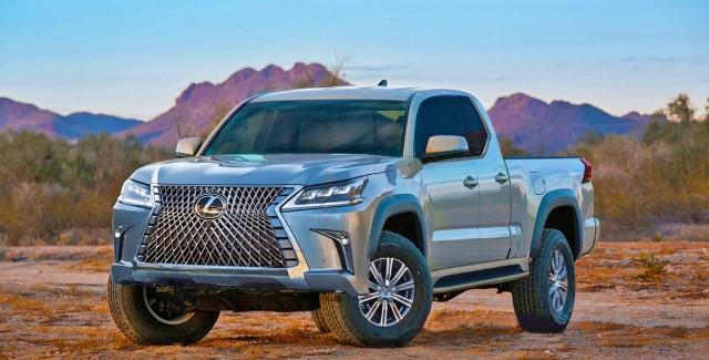 Lexus Pickup Truck Are Luxury Trucks Worth the Price