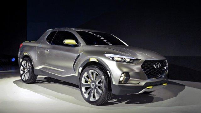 2021 Hyundai Santa Cruz Possible Design and Platform