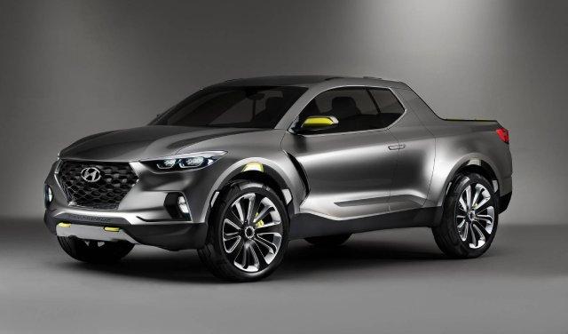 2021 Hyundai Santa Cruz is Almost Ready