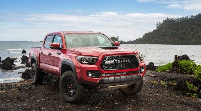 2021 Toyota Tacoma Diesel New Suspension