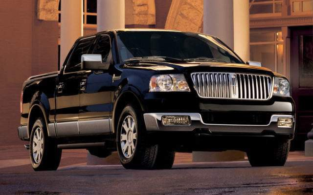 Lincoln LT Is It Time for the Return of The Luxury Pickup Truck