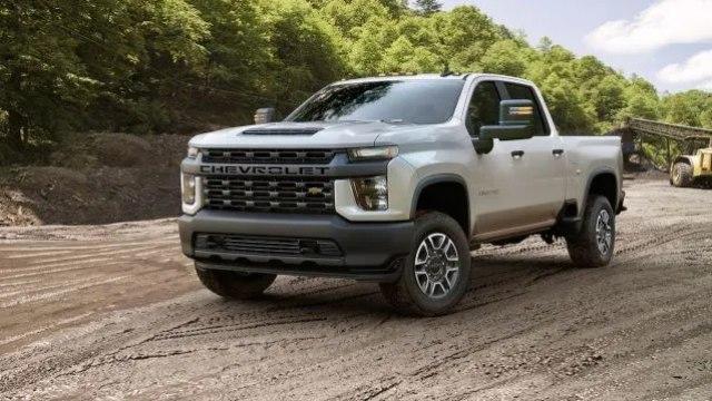 2021 Chevrolet Cheyenne Rumors