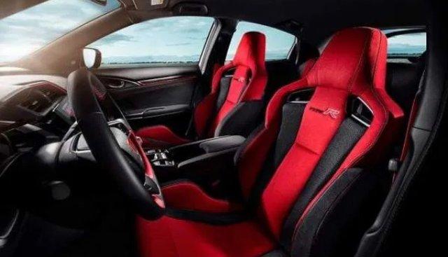 2021-Honda-Ridgeline-Type-R-Interior