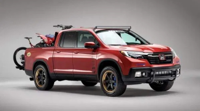 2021 Honda Ridgeline Type R Will Deliver Over 400 HP ...