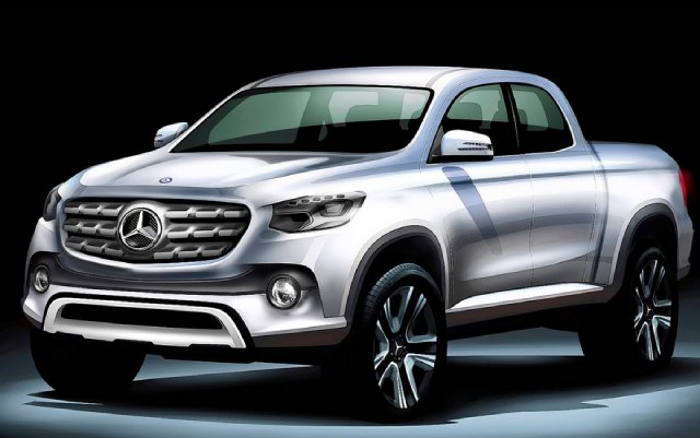 2021 Mercedes-Benz GLT - Will We See The Pickup Anytime Soon