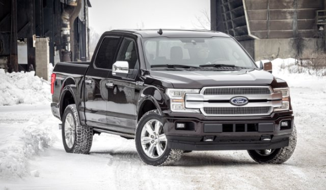 2021 Ford F-150 Diesel Engine, Price, and Competition