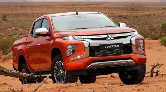2021 Mitsubishi Triton - Will It Be Available In The US