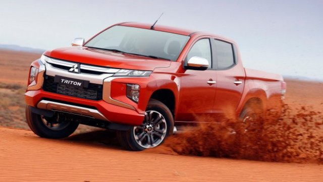 2021-Mitsubishi-Triton-Will-Use-New-Transmission