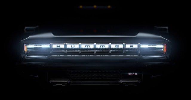 2022 Hummer EV Pickup Truck - Three-Motor Setup, and Release Date