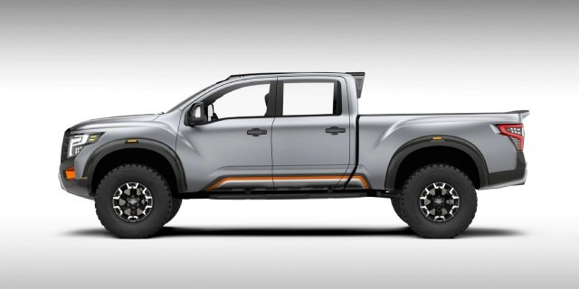 Nissan-Titan-Warrior-Concept-Design-Changes