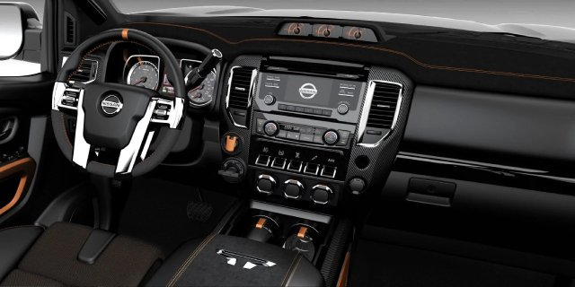 Nissan-Titan-Warrior-Engine-Interior