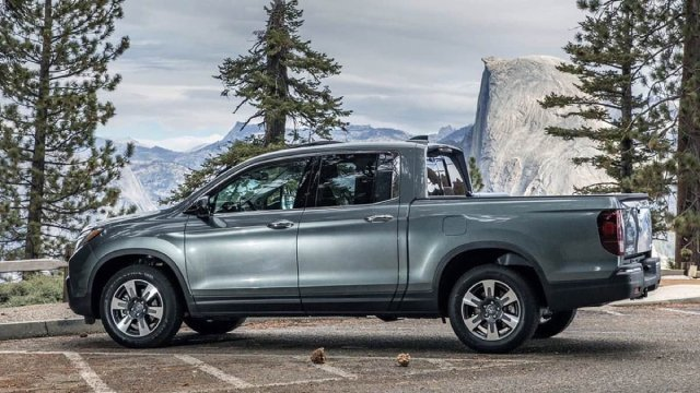 2021 Honda Ridgeline Hybrid - The Game Changer - 2021 ...