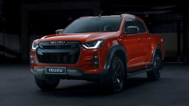 2021 Isuzu D-Max - Could It Be The Main Rival of the Ford Ranger