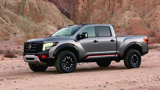 2021-Nissan-Titan-Price