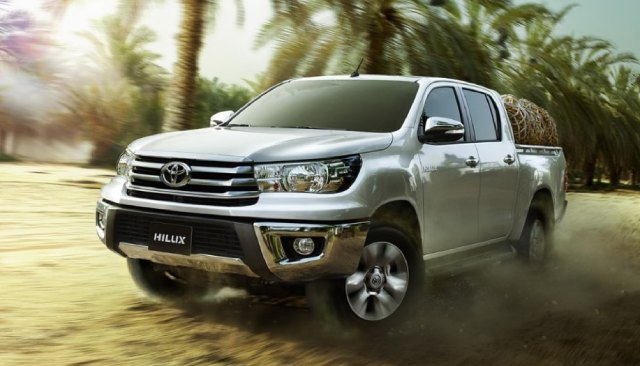 2021 Toyota Hilux Brings Special Versions for Australia