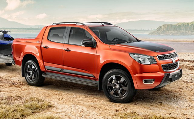 The End of the Holden Colorado - GM Solds the Thai Manufacturing Facility