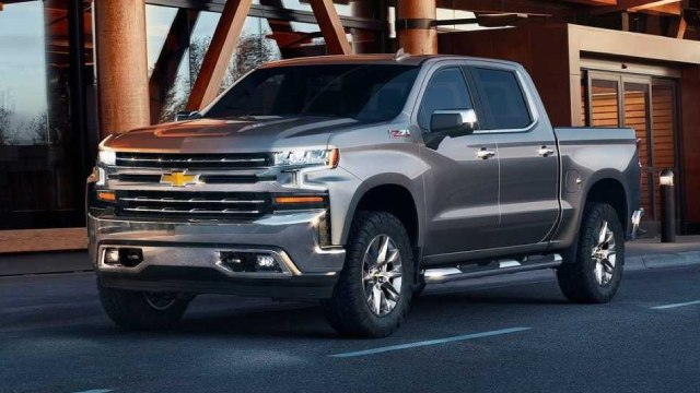 2021 Chevrolet Silverado 1500 Engines, Facelift - 2021 ...