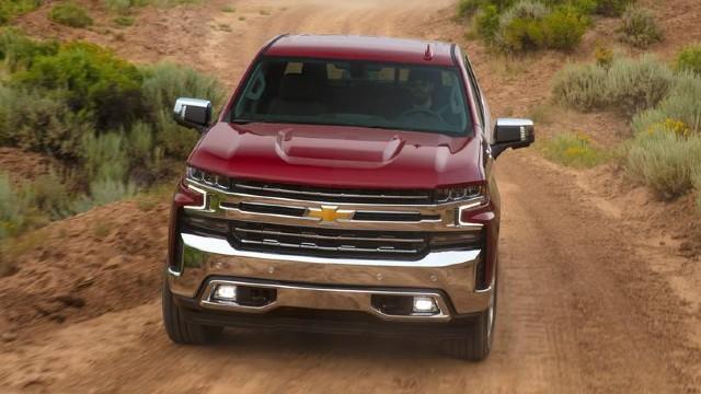 2021 Chevrolet Silverado facelift