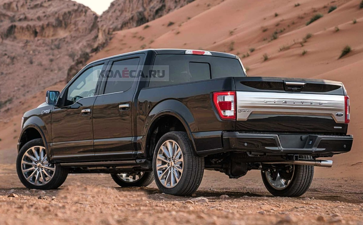 2021 Ford F-150 Hybrid: Release Date, Redesign - 2021 ...