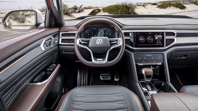 2021-VW-Atlas-Tanoak-Interior