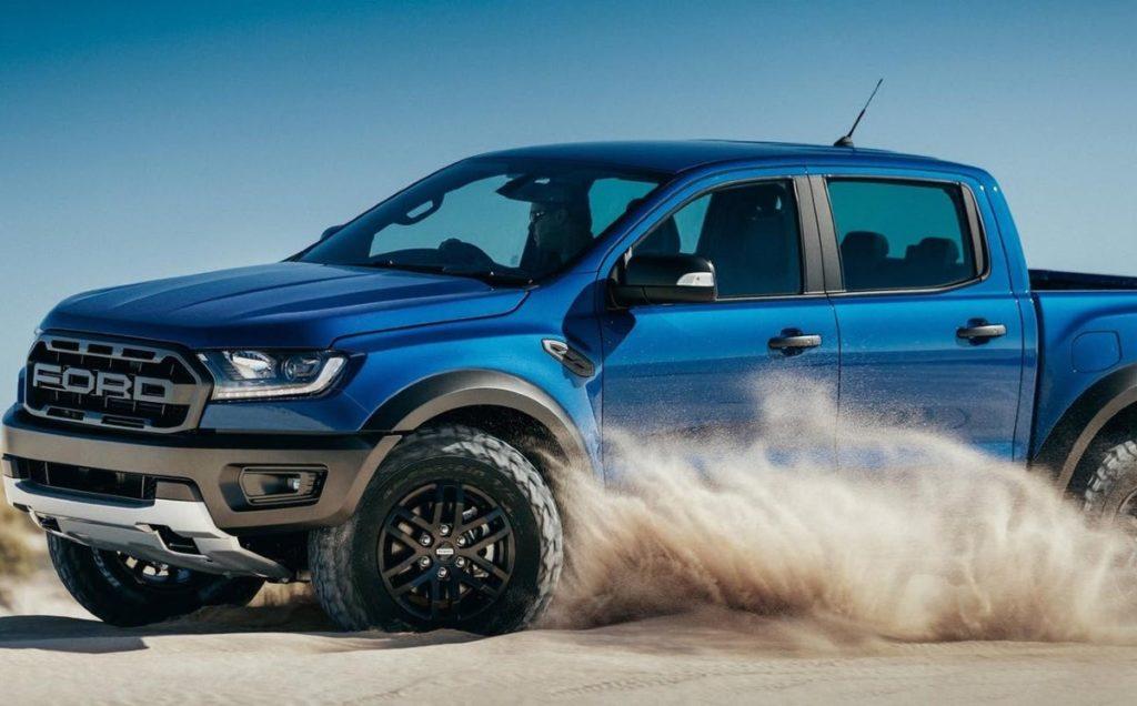 2021 Ford Ranger Raptor release date
