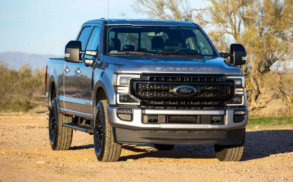 2021 Ford Super Duty release date
