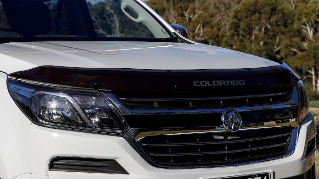 2021 Holden Colorado facelift