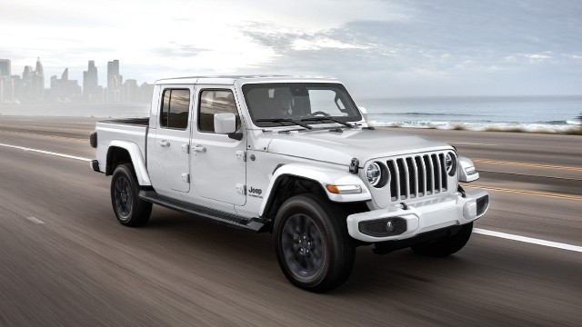 2021 Jeep Gladiator styling