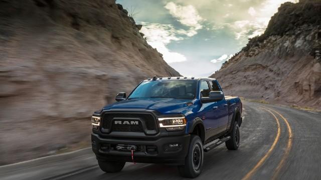 2021 Ram 2500 Power Wagon exterior
