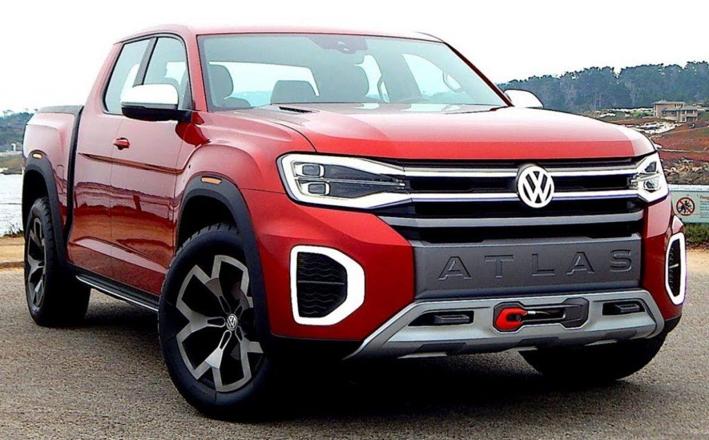 2021 VW Atlas release date