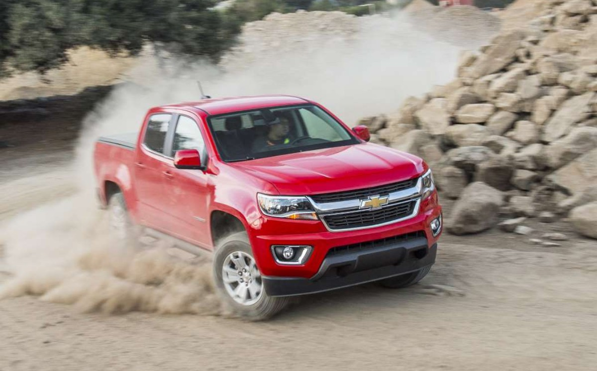 2022 chevy colorado – nextgen model to introduce