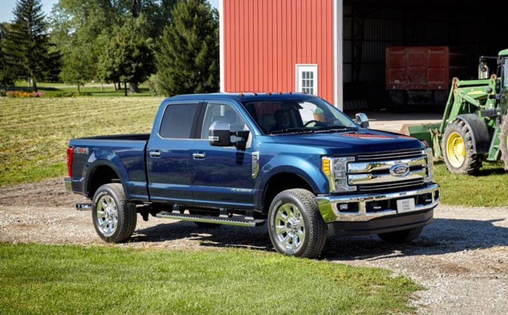 2021 Ford F-350 release date