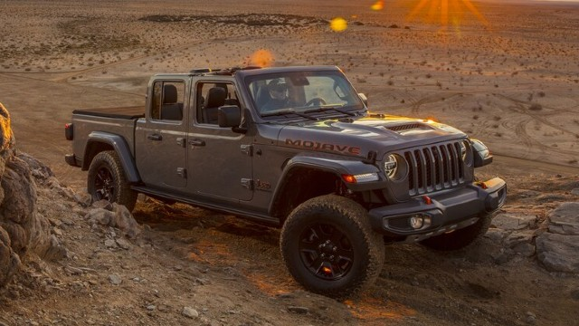 2021 Jeep Gladiator Mojave price