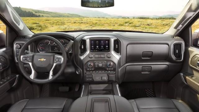 2021 Chevrolet Silverado All Star