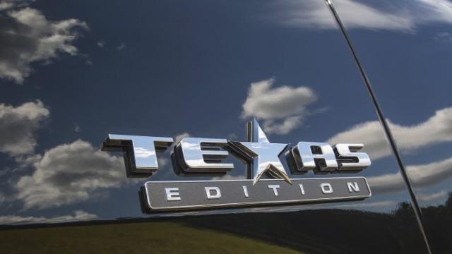 2021 Chevrolet Silverado Texas Edition