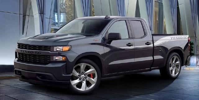 2021 Chevrolet Silverado Yenko price