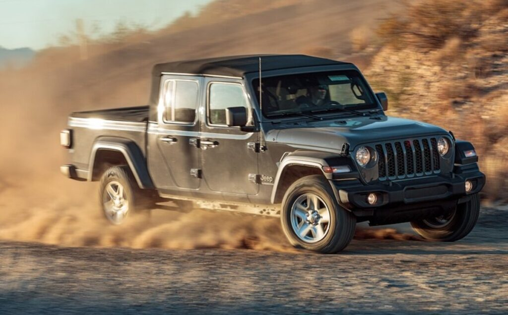 2021 Jeep Gladiator Sport price