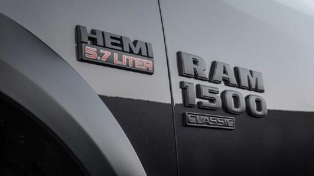 2021 Ram 1500 Classic engine