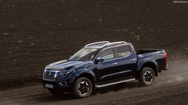 2022 Nissan Navara facelift