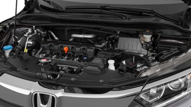 2021 Honda Pickup Truck engine