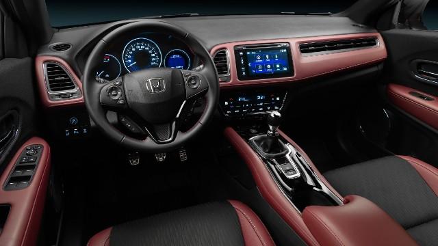 2021 Honda Pickup Truck interior