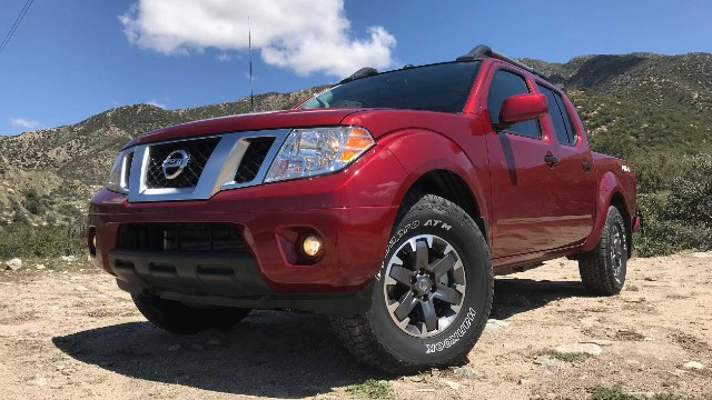 2021 Nissan Frontier Pro-4X price