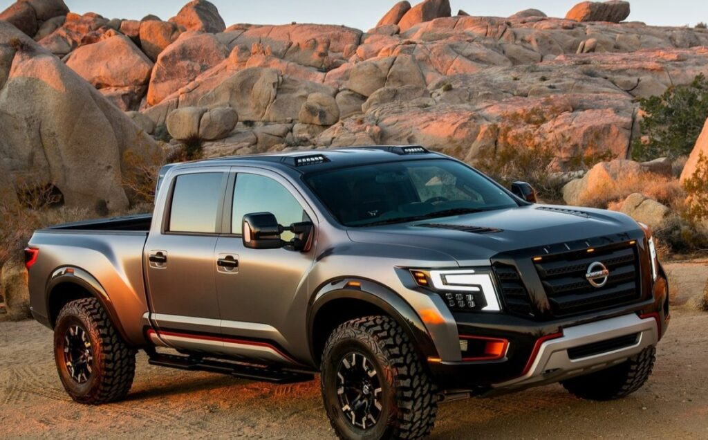 2021 Nissan Titan Nismo release date