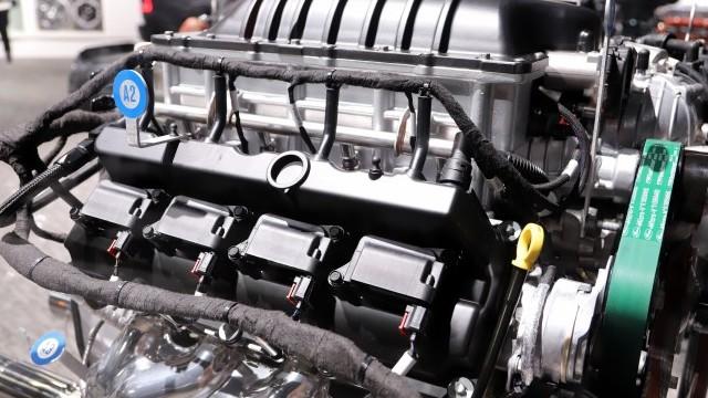 2021 Ram 1500 Hennessey Mammoth engine