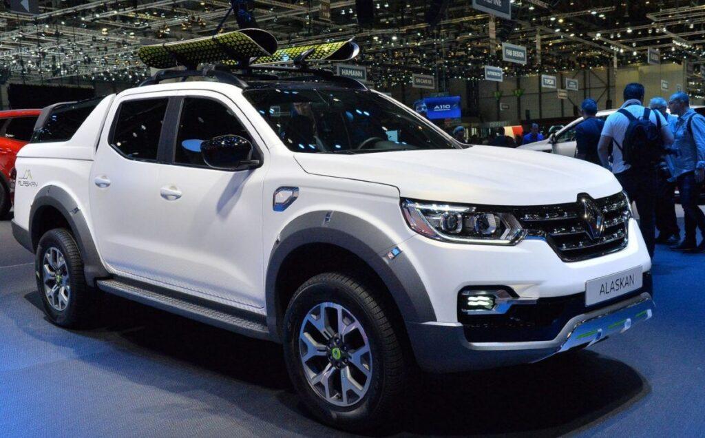 2021 Renault Alaskan price