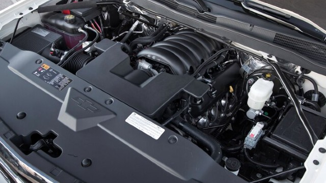 2023 Chevrolet Silverado ZR2 engine