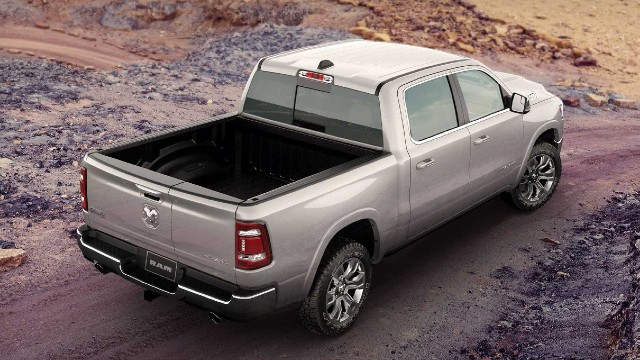 2021 Ram 1500 10th Anniversary Edition changes