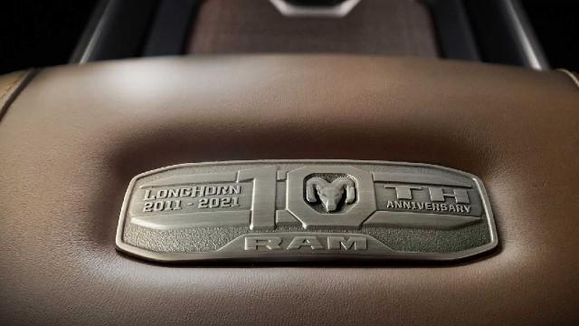 2021 Ram 1500 10th Anniversary Edition price