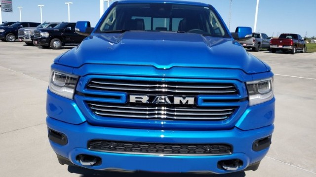 2021 Ram 1500 Laramie Southwest Edition release date